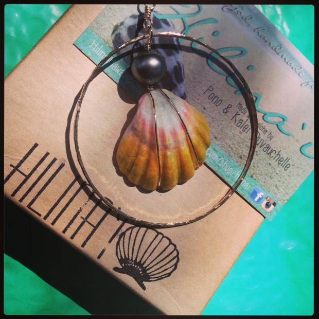 """So Sunny in Tahiti"" Necklace"